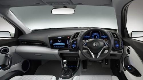Primele imagini cu noul Honda CR-Z Sports Coupe15601