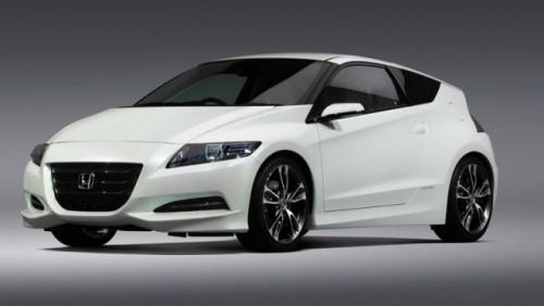 Primele imagini cu noul Honda CR-Z Sports Coupe15604