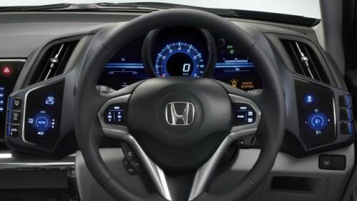Primele imagini cu noul Honda CR-Z Sports Coupe15606