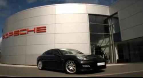 VIDEO: Porsche Panamera15591
