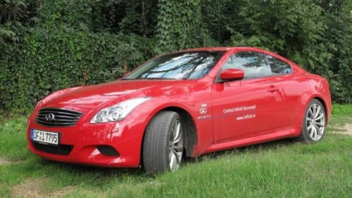 Am testat Infiniti G37 S Coupe!15578