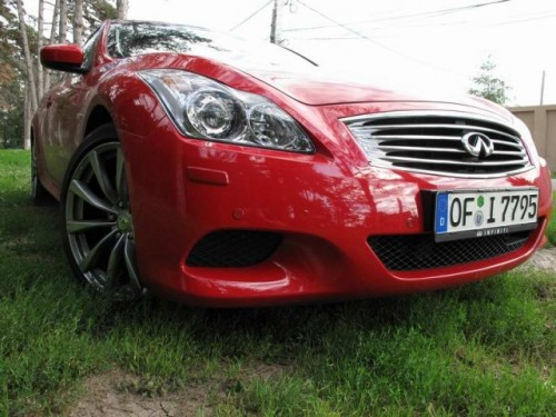 Am testat Infiniti G37 S Coupe!15581