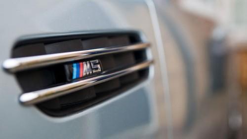 Noul BMW M5 va fi proupsat de un V8 turbo15577