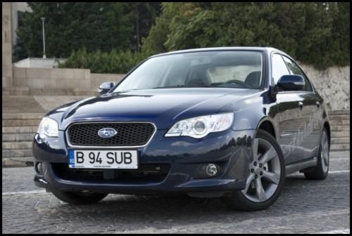 Test-drive cu Subaru Legacy15564