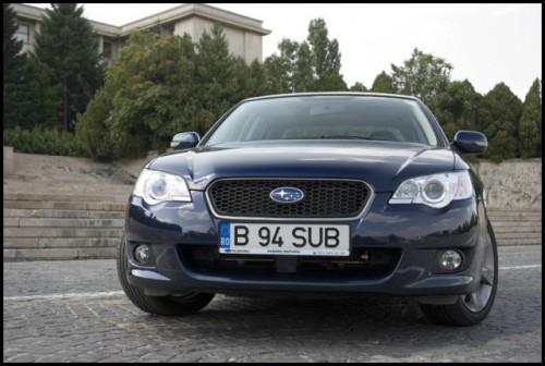 Test-drive cu Subaru Legacy15565