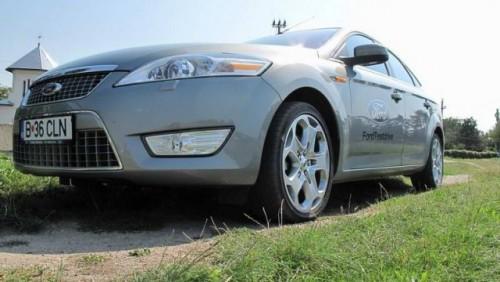 Test drive Ford Mondeo TITANIUM15536
