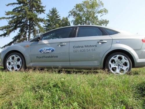 Test drive Ford Mondeo TITANIUM15538