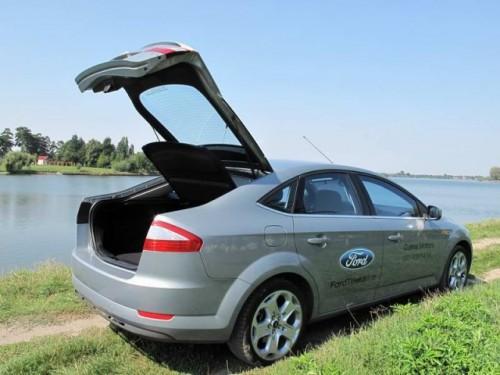 Test drive Ford Mondeo TITANIUM15539