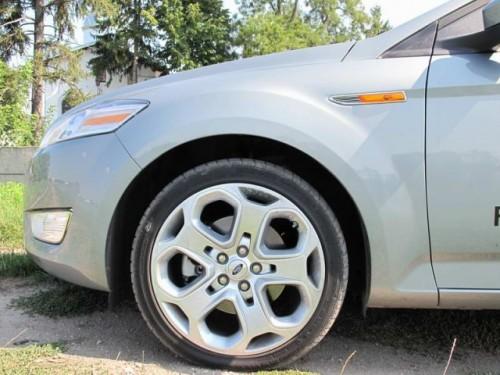 Test drive Ford Mondeo TITANIUM15540