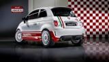 Fiat 500, marca Abarth, oficial la raliuri15522