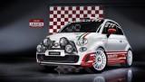 Fiat 500, marca Abarth, oficial la raliuri15521