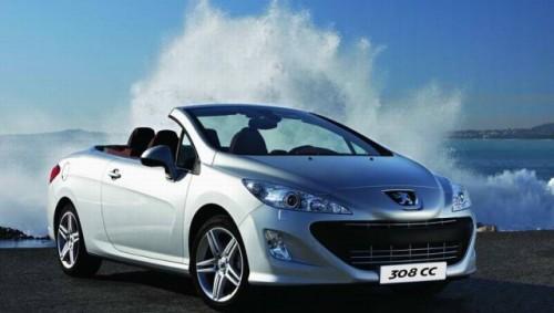 Peugeot lanseaza in Romania noile 308CC, 3008 si 206+15505