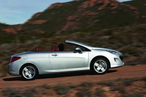 Peugeot lanseaza in Romania noile 308CC, 3008 si 206+15507