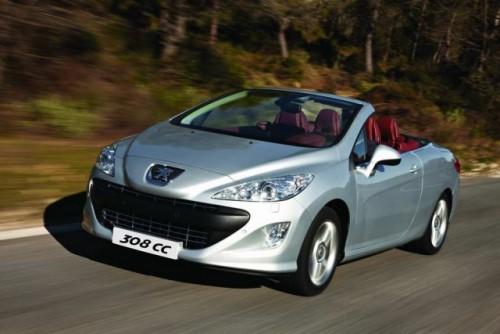 Peugeot lanseaza in Romania noile 308CC, 3008 si 206+15509