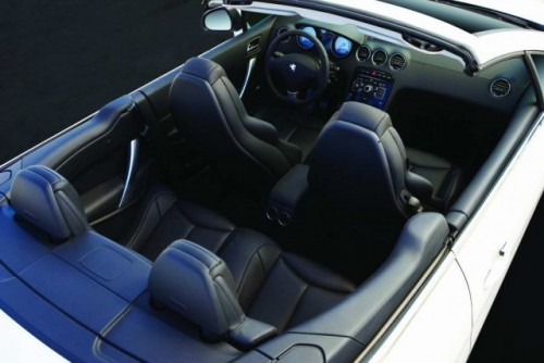 Peugeot lanseaza in Romania noile 308CC, 3008 si 206+15510