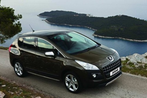 Peugeot lanseaza in Romania noile 308CC, 3008 si 206+15511