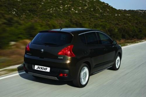 Peugeot lanseaza in Romania noile 308CC, 3008 si 206+15515