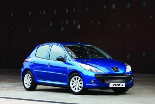 Peugeot lanseaza in Romania noile 308CC, 3008 si 206+15519