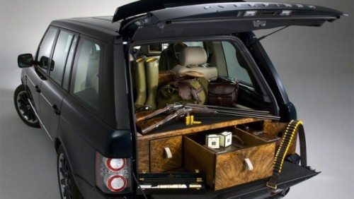 Range Rover, gata de vanatoare!15487