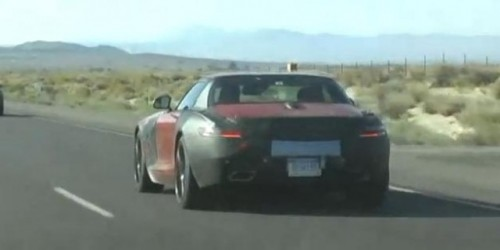 Video Spion: Mercedes SLS AMG Roadster15457