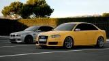 Audi si BMW renunta la motoarele V1015444