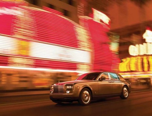 Rolls-Royce Phantom electric15426