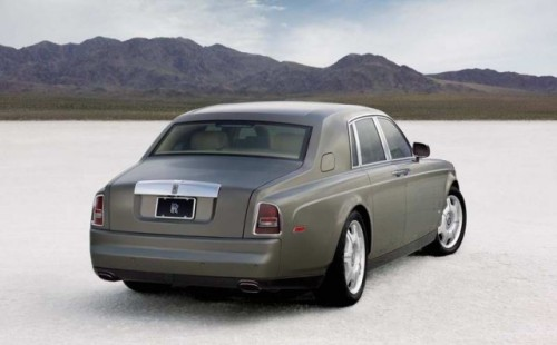 Rolls-Royce Phantom electric15428