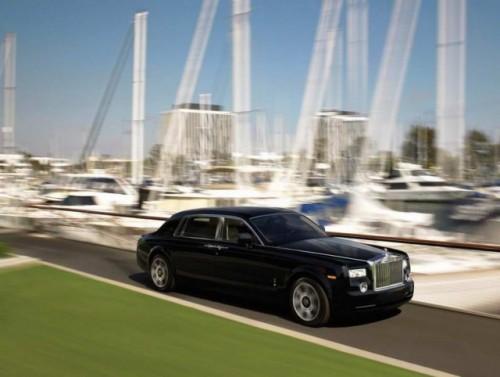 Rolls-Royce Phantom electric15434