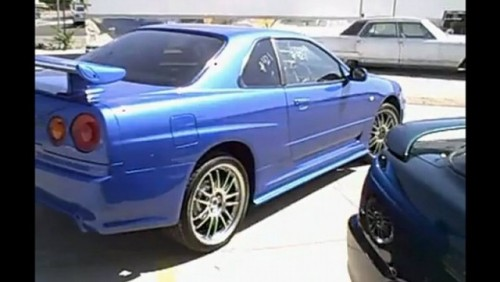 VIDEO: Nissan Skyline GT-R cu motor de...