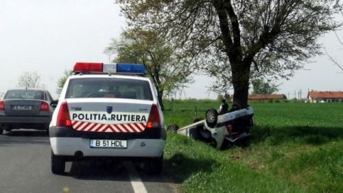 Cum trebuie sa intervina Politia in cazul unui accident rutier!15415
