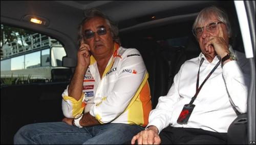 Briatore a fost suspendat pe viata, Renault primeste 2 ani15396