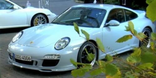 Frankfurt: Noile  911 Turbo si 911 Sport Classic15384