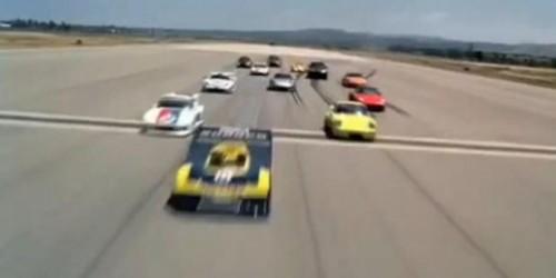 VIDEO: Familia de modele Porsche in ultimii 50 de ani15381