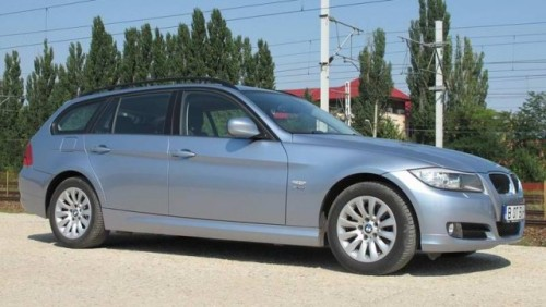 Am testat BMW 320d xDrive Touring15368