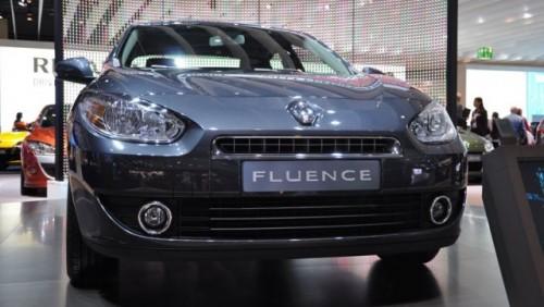 Renault Fluence, prezentat oficial la Frankfurt15304