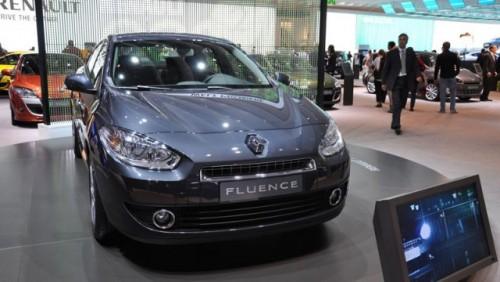 Renault Fluence, prezentat oficial la Frankfurt15305