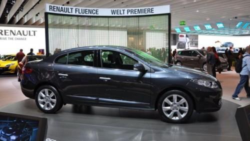 Renault Fluence, prezentat oficial la Frankfurt15307