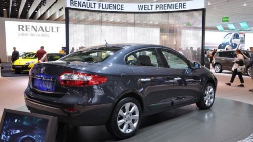 Renault Fluence, prezentat oficial la Frankfurt15309