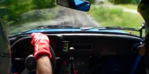 VIDEO: Ken Block si Chris Atkinson pe un Ford Escort Rally din '7815302