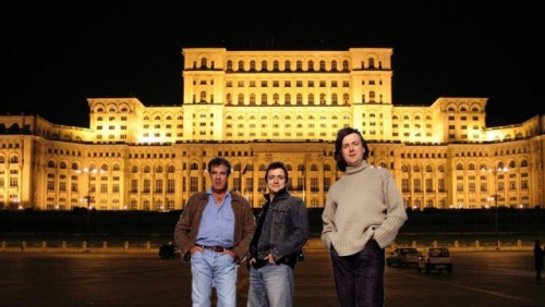 Top Gear filmeaza un episod in Romania15299