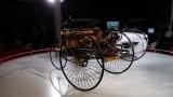 Frankfurt LIVE: Mercedes aduce un elogiu primului automobil din istorie15292