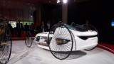 Frankfurt LIVE: Mercedes aduce un elogiu primului automobil din istorie15294