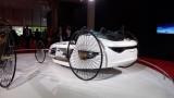 Frankfurt LIVE: Mercedes aduce un elogiu primului automobil din istorie15297