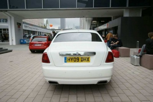 VIDEO: Rolls Royce Ghost isi dezveleste formele la Frankfurt15254