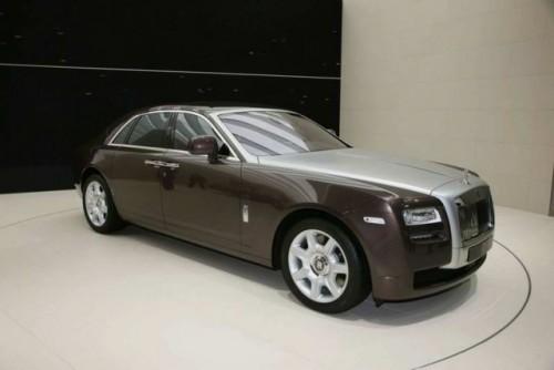 VIDEO: Rolls Royce Ghost isi dezveleste formele la Frankfurt15255