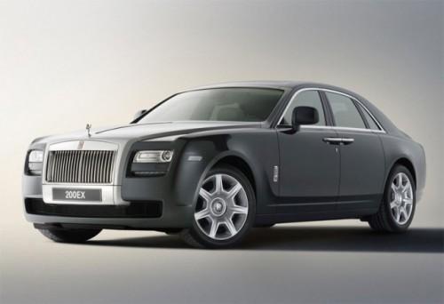 VIDEO: Rolls Royce Ghost isi dezveleste formele la Frankfurt15259