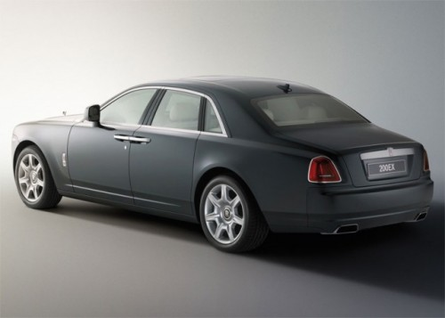 VIDEO: Rolls Royce Ghost isi dezveleste formele la Frankfurt15261