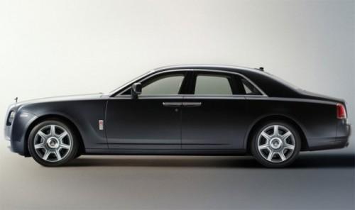 VIDEO: Rolls Royce Ghost isi dezveleste formele la Frankfurt15262