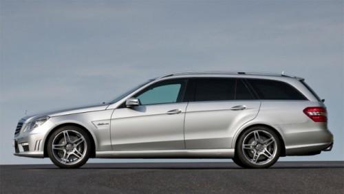 Frankfurt LIVE: Mercedes E63 AMG Estate15210
