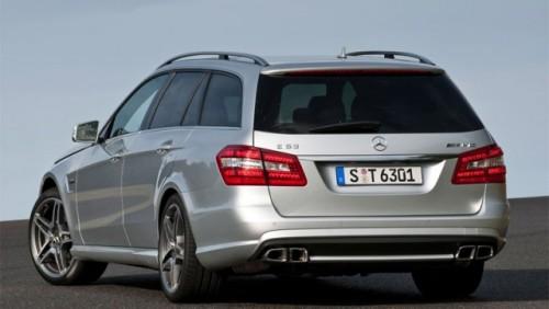 Frankfurt LIVE: Mercedes E63 AMG Estate15211